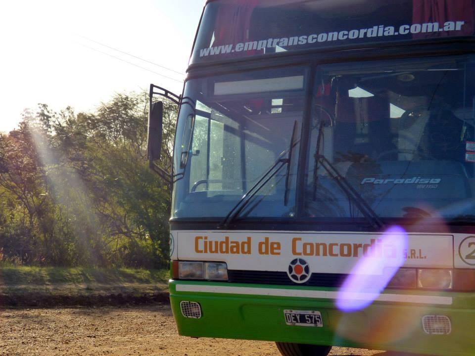 Transporte Ciudad de Concordia