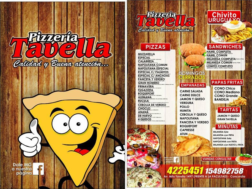 Pizzería Tavella