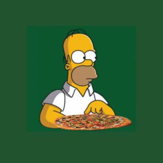 Havana La Pizza de Homero