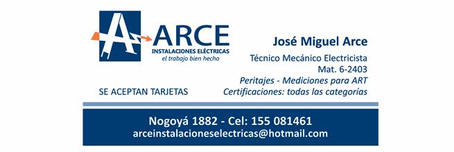 Arce Instalaciones Eléctricas