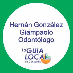 González Giampaolo Hernán Odontólogo