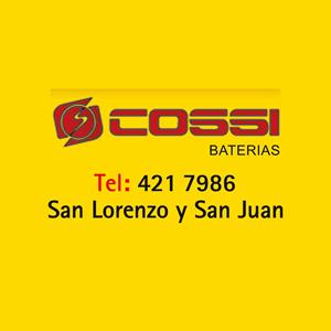 Cossi Baterías