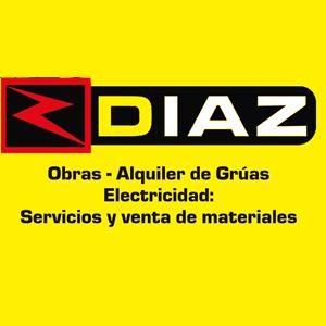 Diaz Obras - Gruas