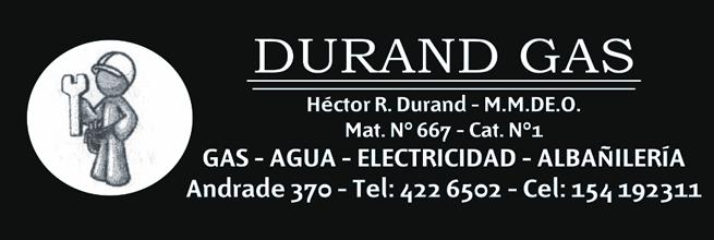 Durand Gas
