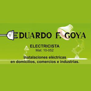 Goya Eduardo Electricista
