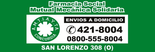 Farmacia Mutual Mecánica Solidaria