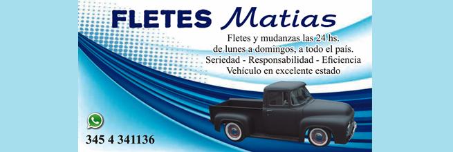 Fletes Matías