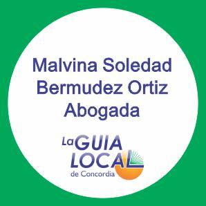 Bermudez Ortiz Malvina S. Abogada