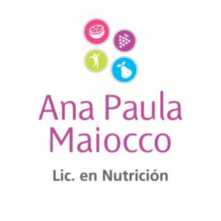 Ana Paula Maiocco Nutricionista