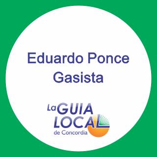 Ponce Eduardo Gasista