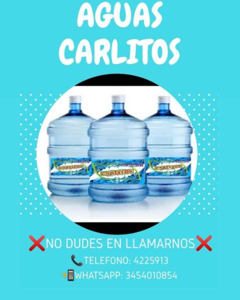 Aguas Carlitos